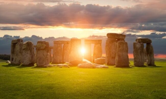 Stonehenge Solstizio d'estate