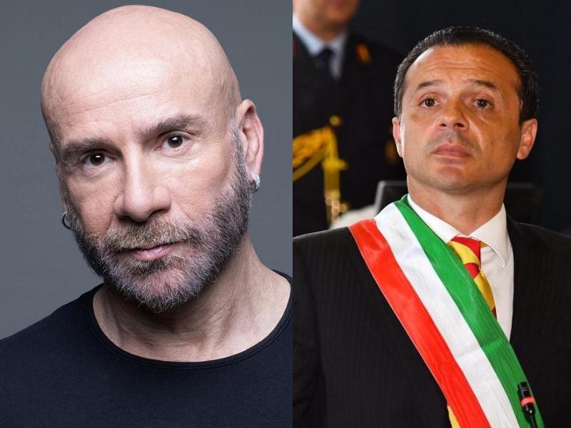 """Il post della discordia, polemica social tra Mario Venuti e Cateno De Luca: dal """"giullare"""" al """"mi costringe a querelarlo"""""""