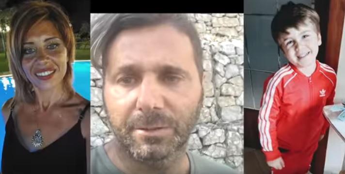 """Scomparsa di Viviana Parisi e del piccolo Joele, l'appello disperato di Daniele Mondello: """"Tornate a casa. Non è successo niente"""" – VIDEO"""