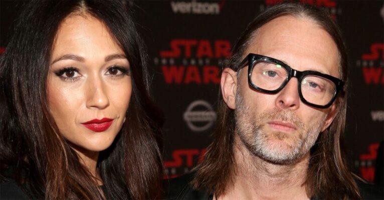 Fiori d'arancio vip: Dajana Roncione e Thom Yorke sposi in Sicilia