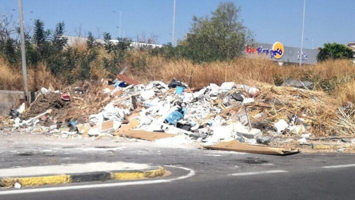 """Catania, rischio incendi e discariche nel IV Municipio. Buceti: """"Sicurezza dei cittadini è la priorità"""""""
