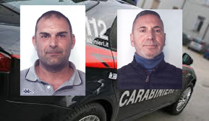 """""""Operazione Overtrade"""", arrestati due uomini del clan Santapaola Ercolano – NOMI e FOTO"""