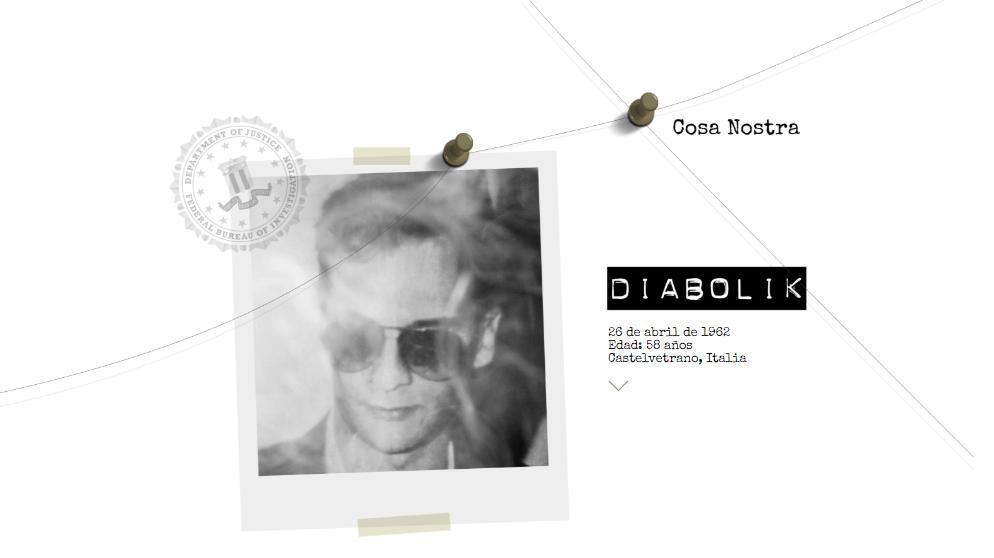 """Boss Matteo Messina Denaro in prima pagina su El Pais: """"La Balena Bianca di Cosa Nostra"""""""