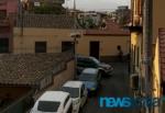 Clacson e lamentele a San Giovanni Galermo, auto ostruisce il passaggio veicolare – FOTO