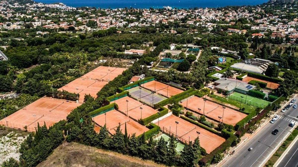 Palermo Ladies Open, giocatrice positiva: trasferita in struttura per asintomatici