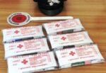 Kit di Pronto Soccorso illegali venduti in una piazza del Catanese: denunciati due pregiudicati
