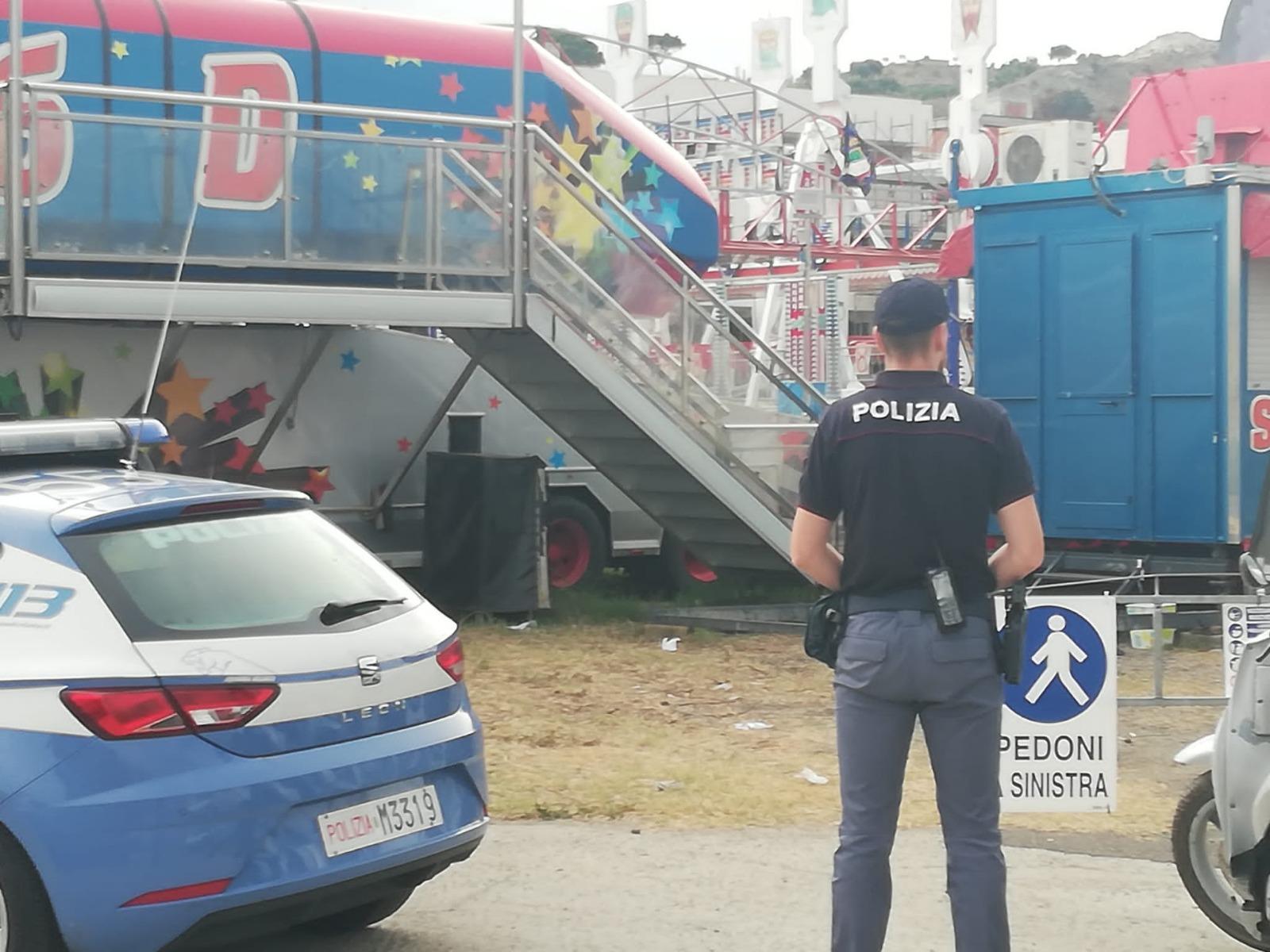 Giostre non idonee, due incidenti e utenti feriti: scatta il sequestro anche del parco giochi
