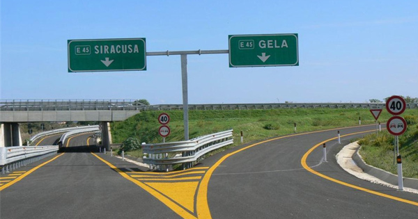 "Autostrada Siracusa-Gela, svincolo Rosolini. Assessore Falcone: ""Venerdì l'inaugurazione"""