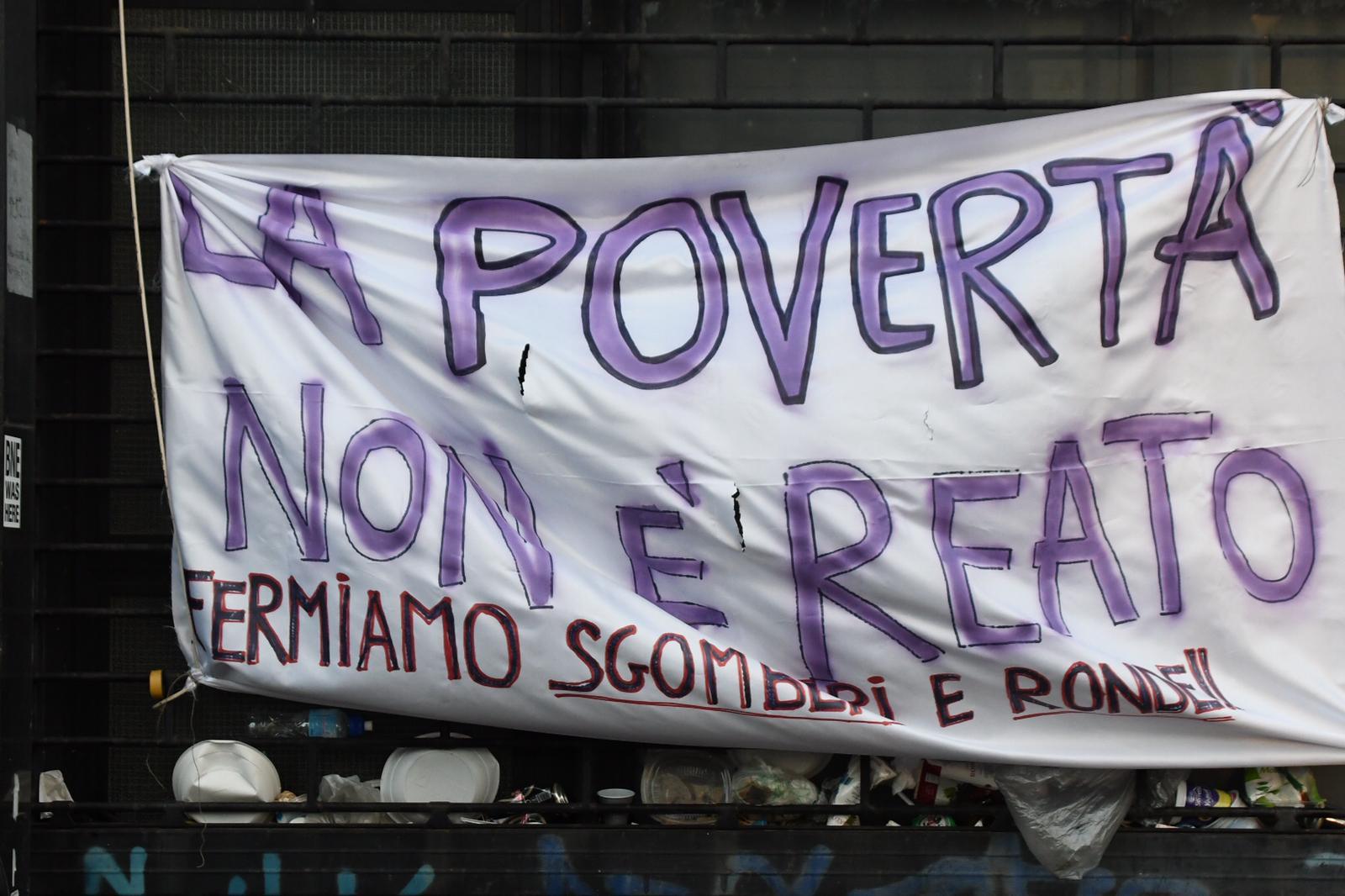 """Catania, nel quartiere San Berillo assemblea del """"popolo dei bassi e della strada"""" che lotta il vero degrado"""