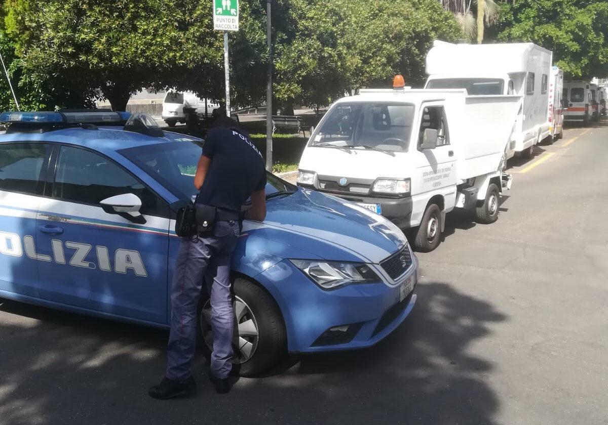Sventato furto all'ospedale Garibaldi Centro di Catania: giovane malvivente posto in osservazione