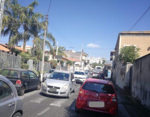 Catania, mobilità in tilt in via Galermo: Zingale chiede un piano del traffico alternativo