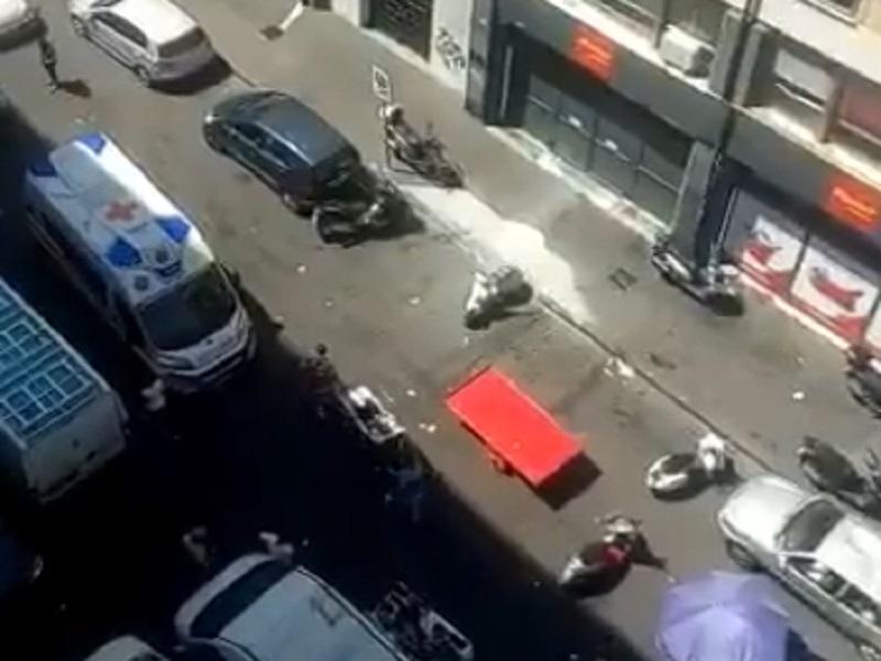 Catania, ambulanza bloccata alla Fiera: si scatena l'indignazione sui social – VIDEO
