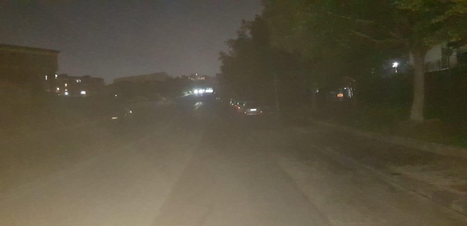 """Ferragosto al buio nel quartiere San Giovanni Galermo, Zingale: """"Aumentano i disagi giorno per giorno"""""""