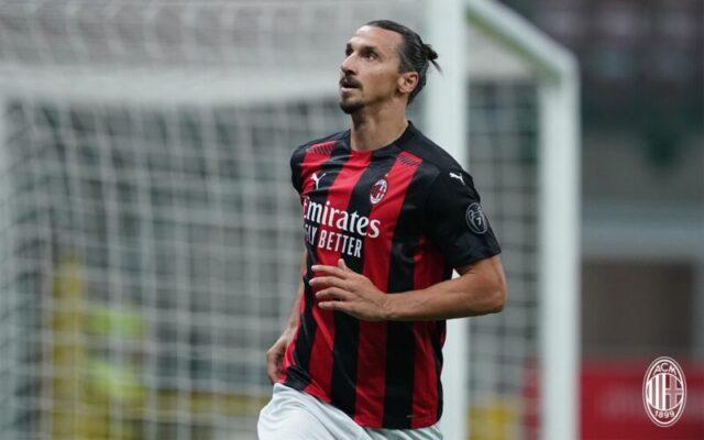 Milan, dopo il difensore Duarte anche Ibrahimovic è positivo: posto in quarantena domiciliare
