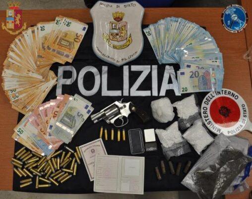 Lotta allo spaccio e agli introiti delle organizzazioni criminali: arrestato Alfio Amenta