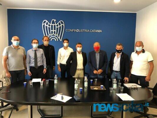 Confindustria Catania, sottoscritto accordo di 2° livello settori logistica e trasporto merci