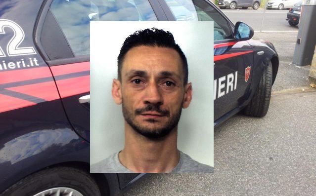 """""""Spaccio perché sono senza lavoro"""", Andrea Fasone finisce in manette dopo la perquisizione dei carabinieri"""