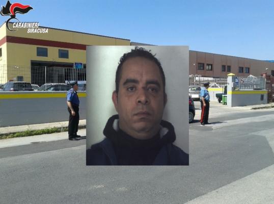 A spasso per la città nonostante gli arresti domiciliari, 36enne fermato dai carabinieri