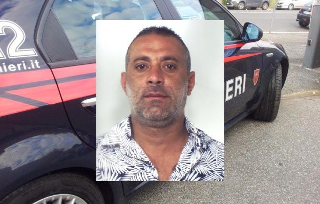 Acireale, tenta il furto di un'auto spingendola con un altro mezzo: arrestato Ferdinando Rovito