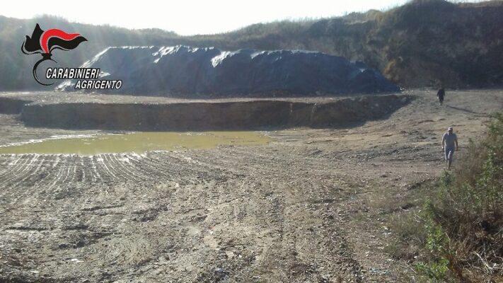 Rifiuti solidi usati al posto del compost, recupero ambientale di una cava si trasforma in reato: area bonificata