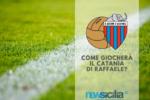Calcio Catania, ecco chi sono i 23 atleti convocati per la partita contro la Paganese di domani