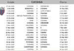 Serie C, il CALENDARIO completo del Girone C: il Catania in campo da domenica 27 settembre