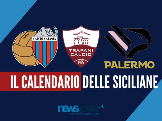 Serie C, il calendario di Catania, Palermo e Trapani: per quale formazione il percorso più fortunato?