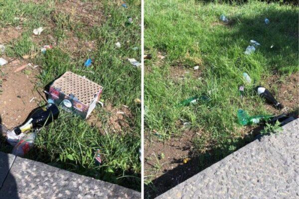 Catania nella morsa dell'illegalità: festini in strada tra alcol, droga e vandalismo. La rabbia dei residenti di piazza Europa