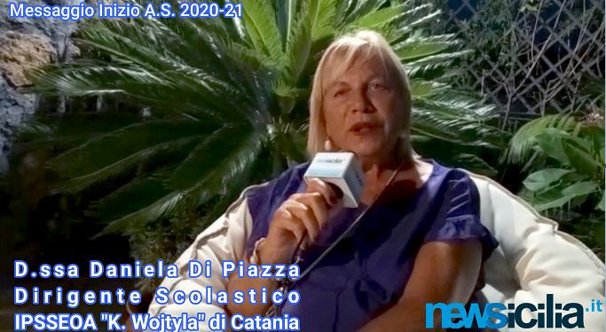 """IPSSEOA """"Karol Wojtyla"""" di Catania, avvio anno scolastico in sicurezza – VIDEO"""