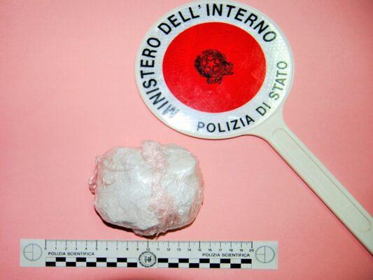 """""""In trasferta"""" con oltre 100 grammi di cocaina al seguito: arrestati due catanesi"""