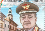 Carlo Alberto Dalla Chiesa, a cento anni dalla nascita del generale emesso un francobollo commemorativo