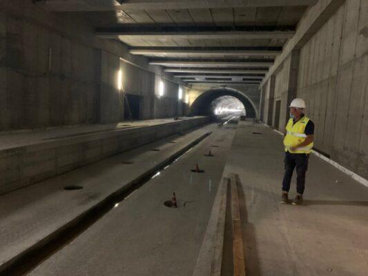 """Metro Catania, la stazione """"Garibaldi-Fontana"""" fermerà all'interno dell'ospedale: progetto in fase di realizzazione – FOTO"""