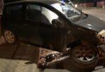 Perde il controllo della sua Citroën e si schianta contro un muro: ferito conducente