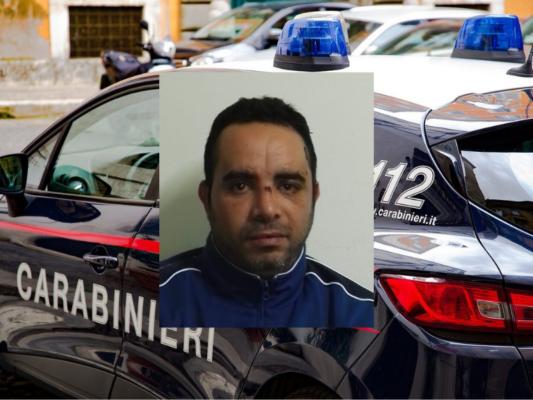 È ai domiciliari ma vaga ubriaco per le vie della città: in manette il 39enne Jail Mahadi