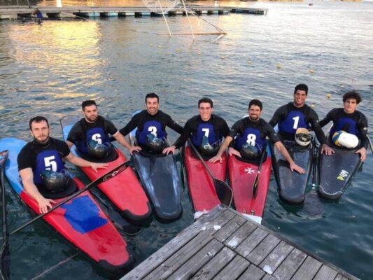 Canoa Polo, scatta la Serie A maschile: ai laghetti dell'Eur in acqua Polisportiva Canottieri Catania Ortea Palace e Jomar Club Catania
