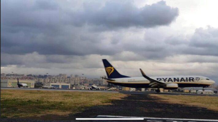 Maltempo a Catania, disagi per i viaggiatori: possibili ritardi sui voli in partenza e in arrivo