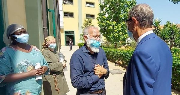 """Coronavirus, buone notizie dalla Sicilia: cancellata la """"zona rossa"""" dalle sedi della Missione di Speranza e Carità"""
