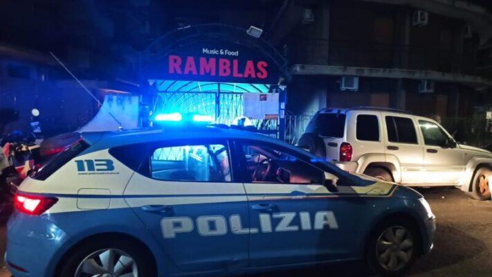 Karaoke neomelodico e personale senza mascherina: chiuso noto locale di Catania