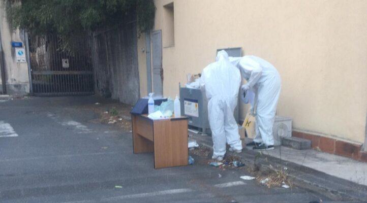 Scandalo al San Luigi di Catania, tamponi effettuati in mezzo all'immondizia: cosa è accaduto realmente