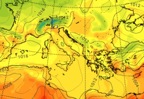 Sicilia, tornano sole e belle giornate: sensibile aumento delle temperature, domani previsti 34°C