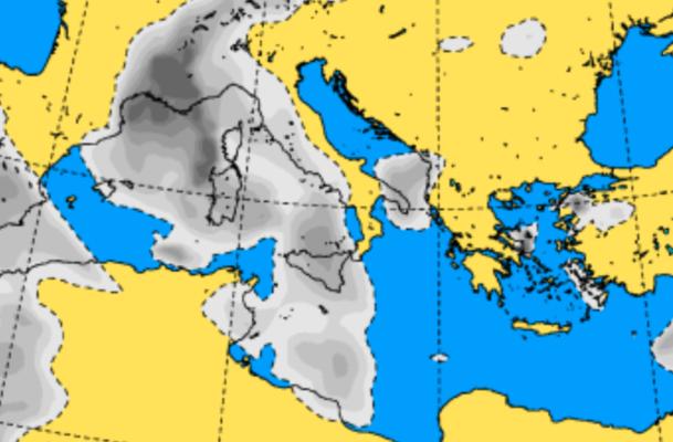 Maltempo a gamba tesa sulla Sicilia: previsti temporali e allerta meteo su tutti i territori