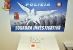 Beccato dalla polizia con 50 grammi di eroina nascosti nel retto: in carcere 20enne