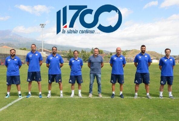 Calcio Catania, ecco il nuovo staff tecnico della prima squadra per la stagione 2020/21