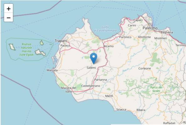 Trema la terra in Sicilia, quattro scosse in pochi minuti