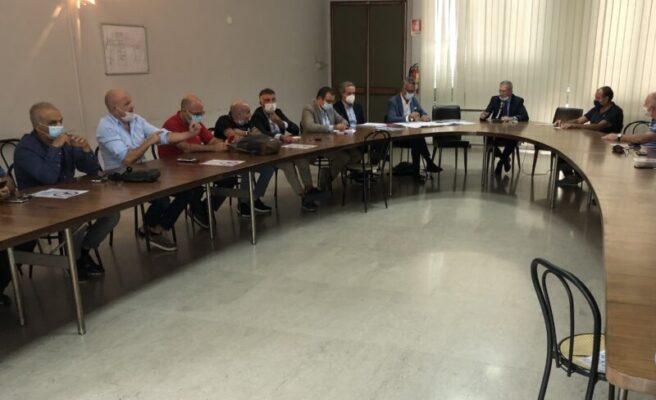 """Catania, incontro sindacati e Ferrovia Circumetnea. Falcone: """"Riparta il dialogo con proposte di buon senso"""""""