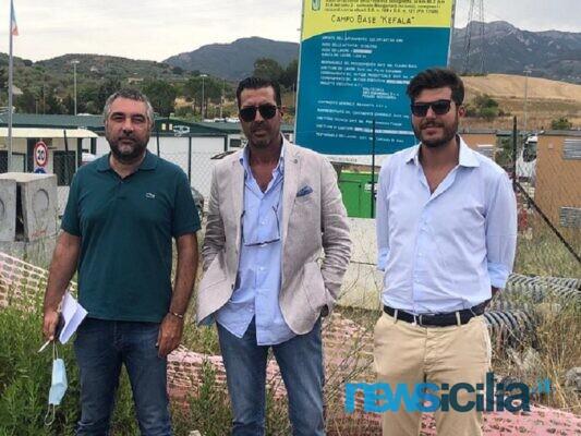 Riunione tra i vertici sindacali cantiere SS 189 Palermo-Agrigento: già assunte 14 persone
