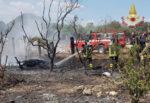 Sangue in cielo, scontro tra paracadutista e aereo: morti il pilota del mezzo e il militare