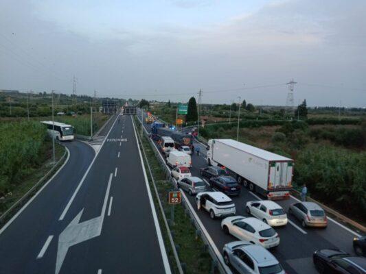 Grave incidente nel Catanese, traffico bloccato ed elisoccorso sulla A19: un ferito grave