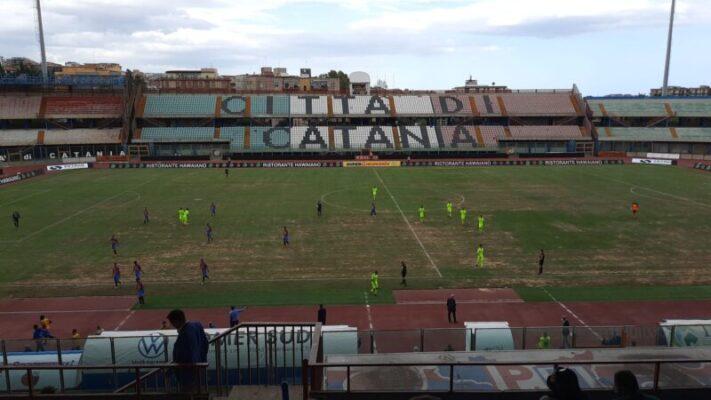 """Catania, terreno del gioco del """"Massimino"""" in cattive condizioni: prossime gare interne a Lentini?"""