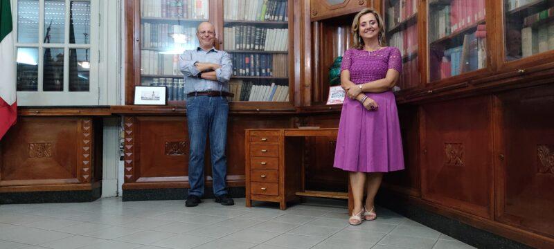 La ripartenza a 360° dell'Istituto De Felice-Olivetti – Virtual Tour dell'ambiente scolastico